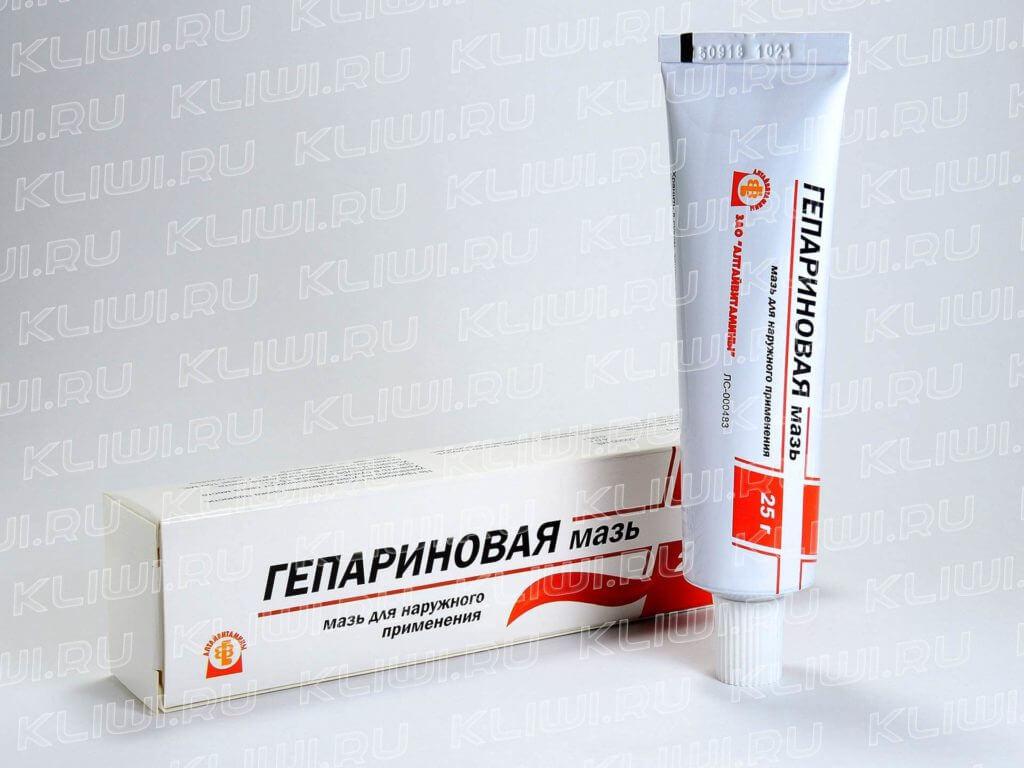 гепарин акрихин 1000 при геморрое отзывы