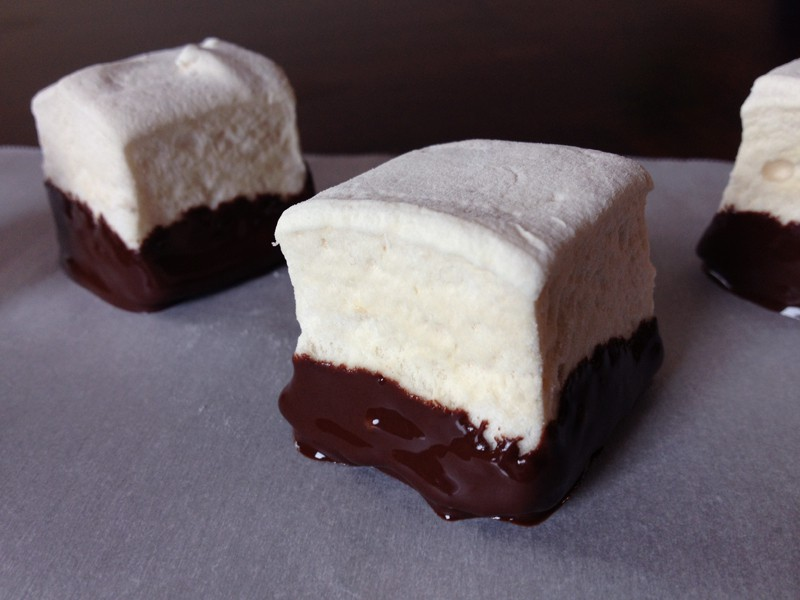 Chocolate Paleo Marshmallows